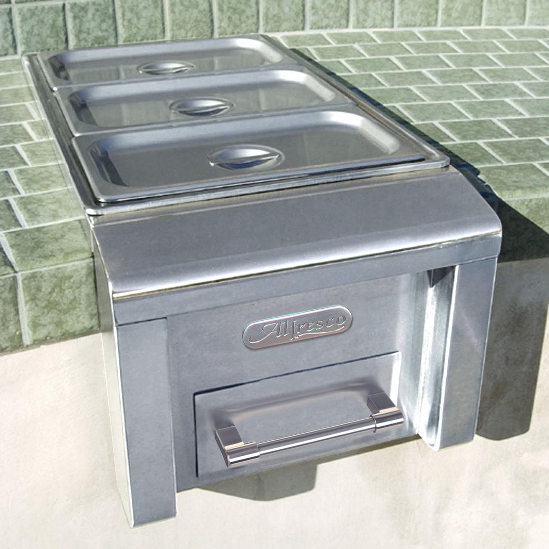 Alfresco Food Warmer / Steamer