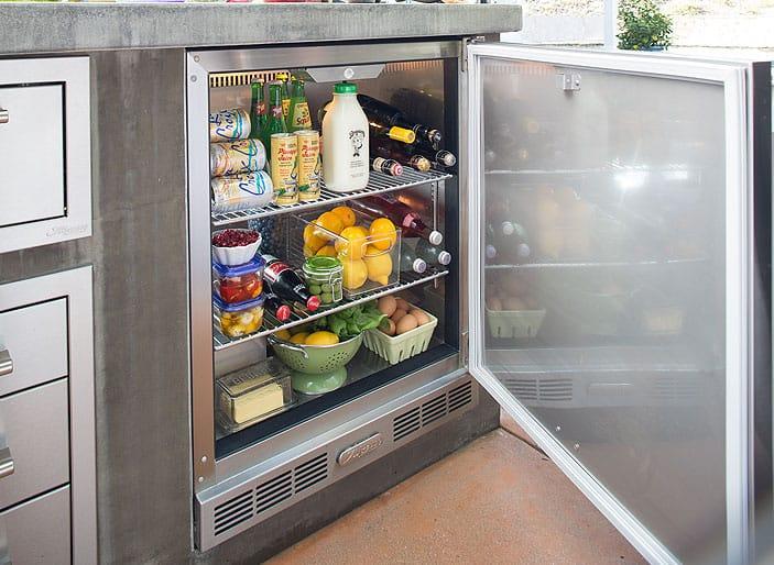 Alfresco Undercounter Refrigerator