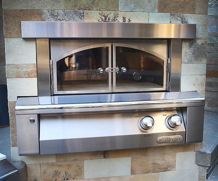 Alfresco Pizza Oven Plus